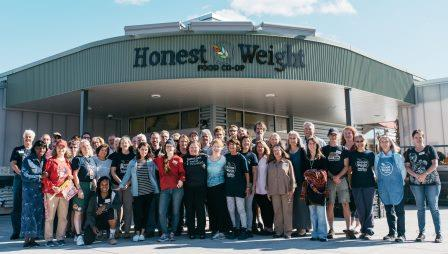 Honest Weight Staff, Shareholders & Member-Owners