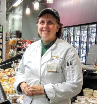 Linda Donegan, Cheese & Specialty Food Manager