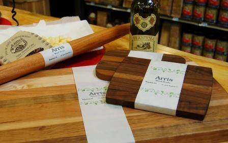 Arris Gourmet Cutting Boards