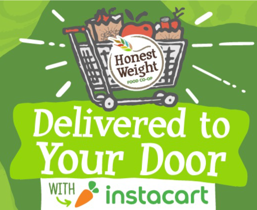 HWFC Delivered to your door with Instacart!