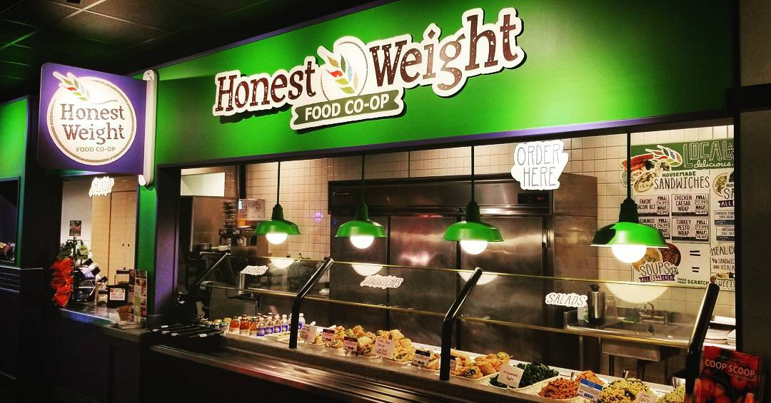 Honest Weight's Location at Empire State Plaza